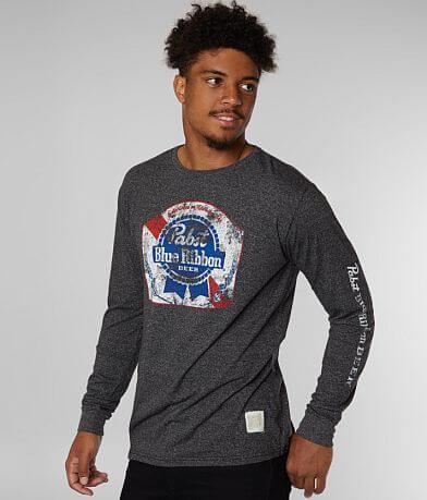 Retro Brand Pabst Blue Ribbon® T-Shirt