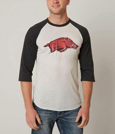 Distant Replays Arkansas Razorbacks T-Shirt