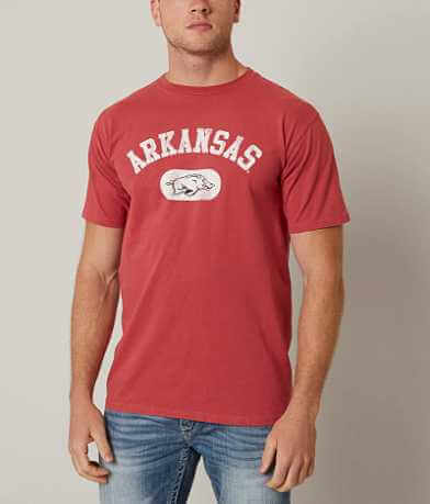Distant Replays Arkansas Razorbacks T-Shirt