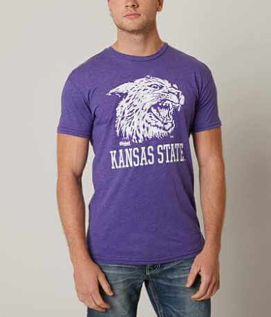 Distant Replays Kansas State Wildcats T-Shirt