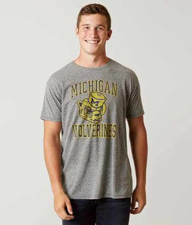 Original Retro Brand Michigan Wolverines T-Shirt