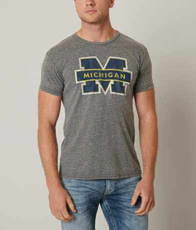 Distant Replays Michigan Wolverines T-Shirt