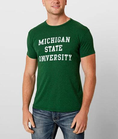 Distant Replays Michigan State Spartans T-Shirt