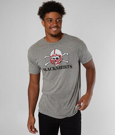 Retro Brand Nebraska Blackshirts T-Shirt