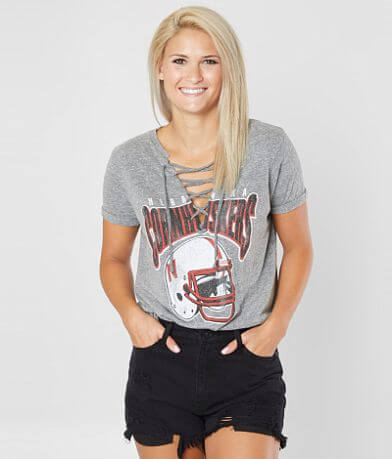 Retro Brand Nebraska Cornhuskers T-Shirt