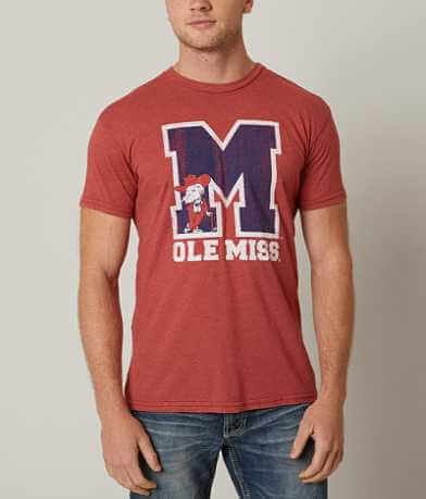 Distant Replays Mississippi Rebels T-Shirt