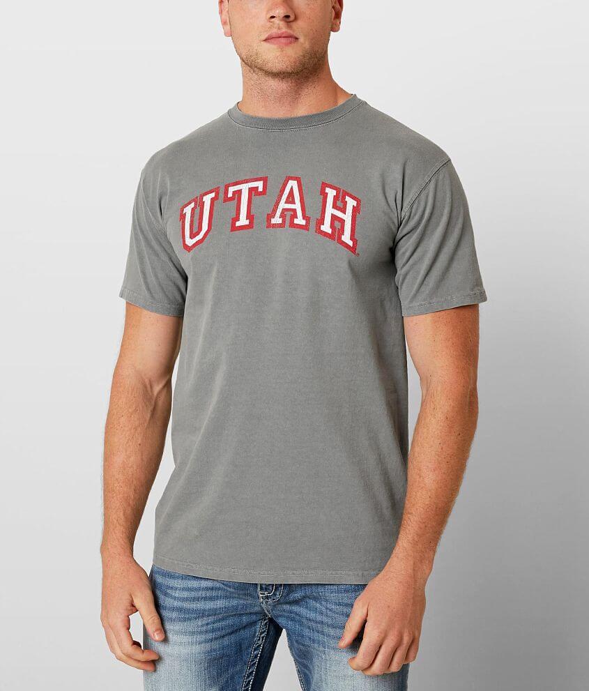 Distant Replays Utah Utes T-Shirt front view