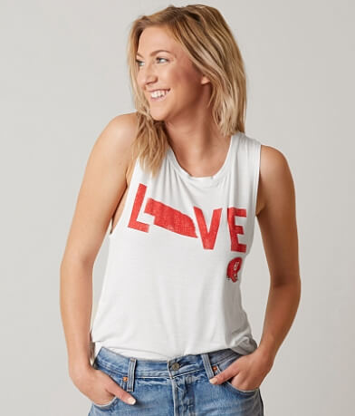 Retro Brand Nebraska Tank Top