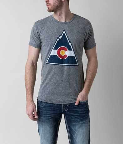 Distant Replays Colorado Rockies T-Shirt