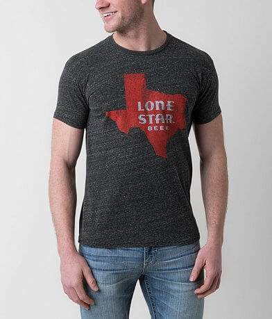 Distant Replays Lone Star Beer T-Shirt