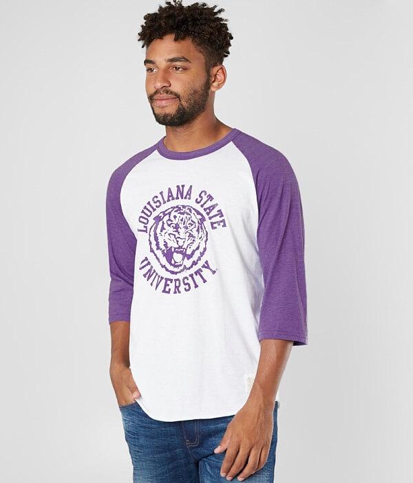 Retro rmM18ozgdniana Brand Tigers T Shirt State r1rxwd0