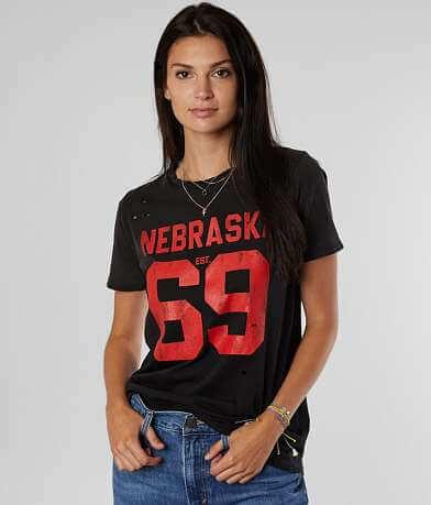 Retro Brand Nebraska Huskers 1969 T-Shirt