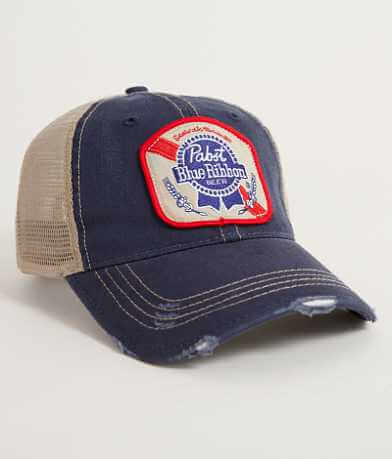 Distant Replays Pabst Trucker Hat