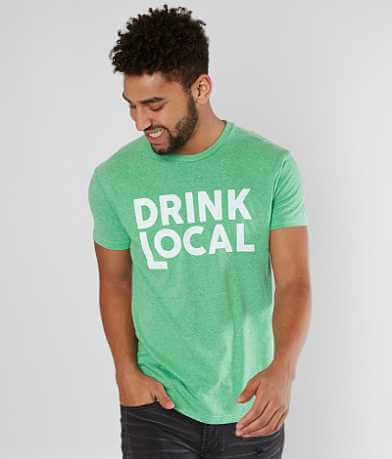 Retro Brand Drink Local T-Shirt