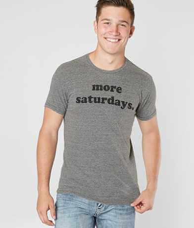 Retro Brand More Saturdays T-Shirt