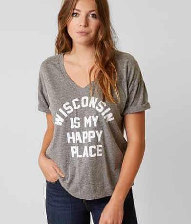 Original Retro Brand Wisconsin T-Shirt