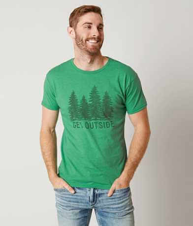Distant Replays Get Outside T-Shirt