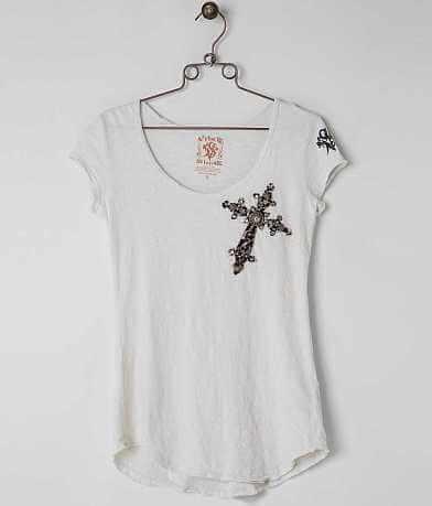 Velvet Stone Cheetah T-Shirt