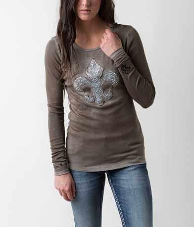 Velvet Stone Abolone T-Shirt
