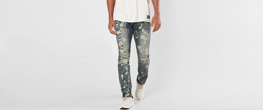 DOPE Canon Stretch Jean front view