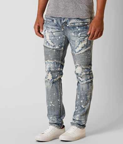 DOPE Carson Moto Stretch Jean