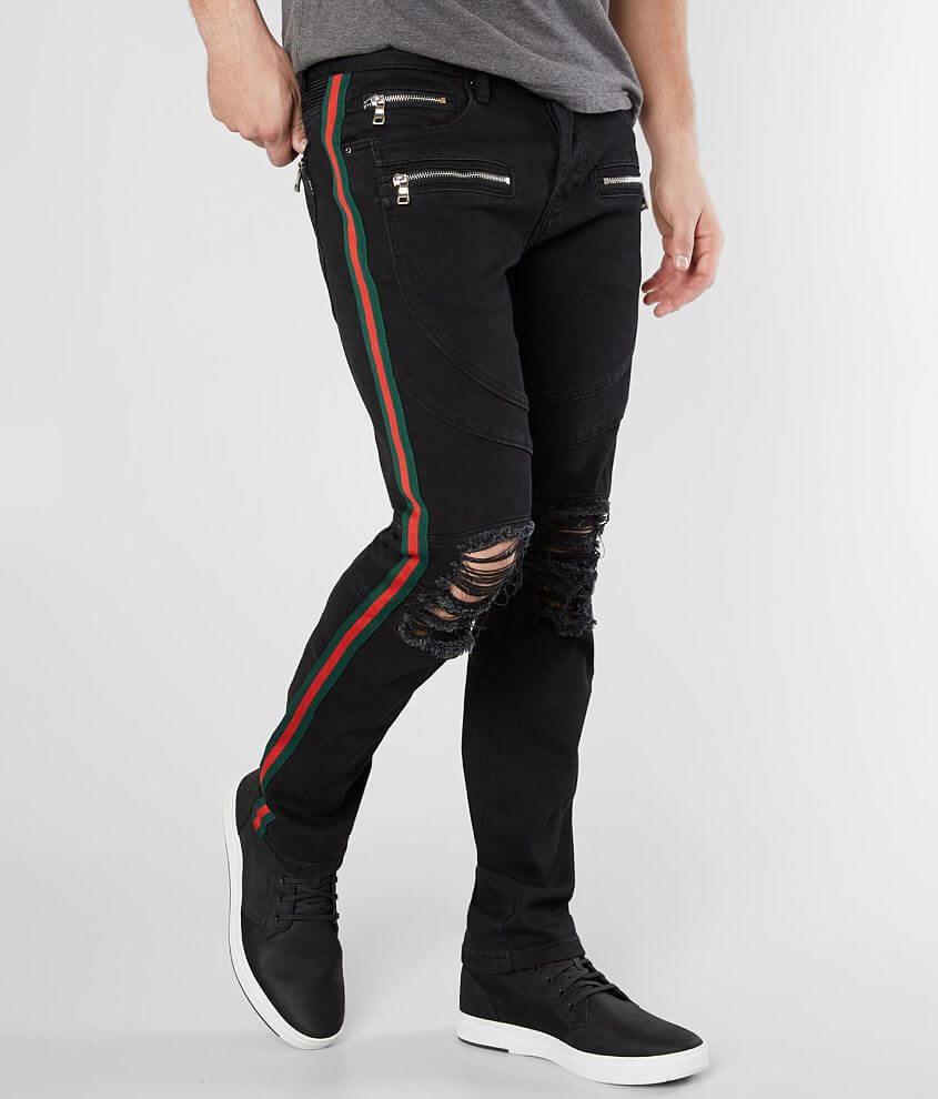 e7124f0f DOPE Nelson Moto Stretch Jean - Men's Jeans in Nelson | Buckle