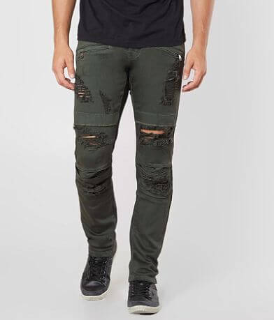 DOPE Baldwin Moto Taper Stretch Jean