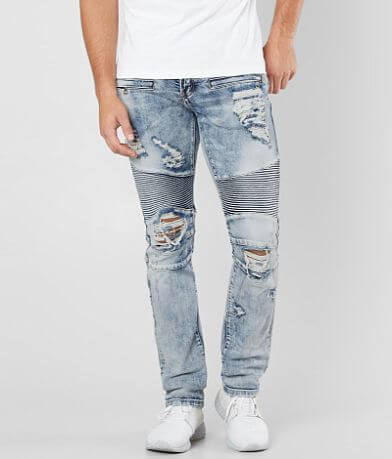 DOPE Mayer Moto Taper Stretch Jean