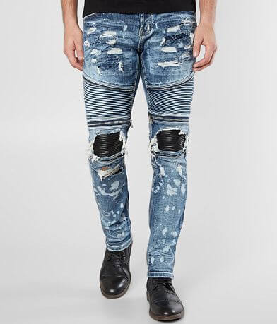DOPE Walker Moto Stretch Jean