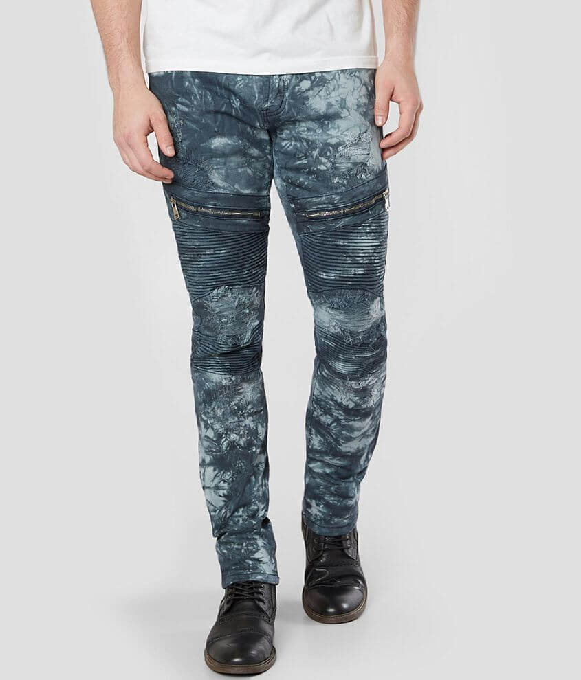 DOPE Burnside Taper Stretch Jean front view