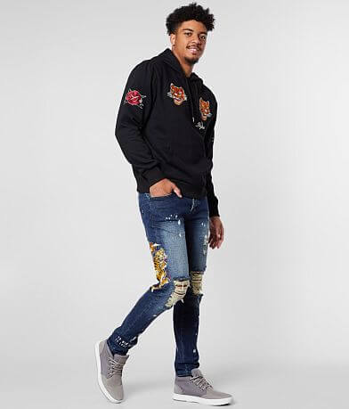 DOPE Tigris Taper Stretch Jean