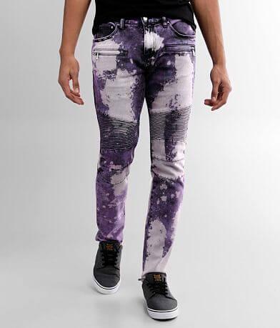 DOPE Splash Taper Stretch Jean