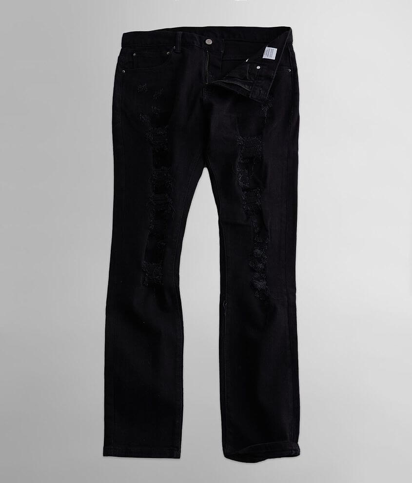 DOPE Stones Taper Stretch Jean front view