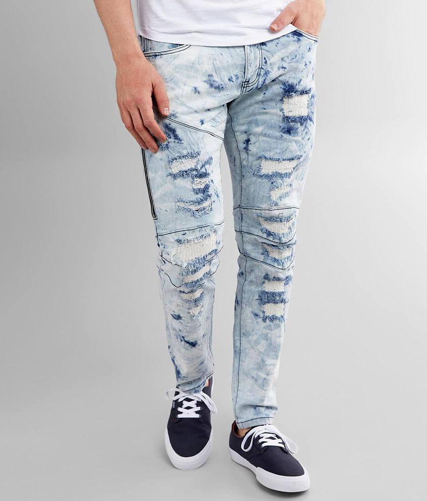 DOPE Quartz Taper Stretch Jean front view