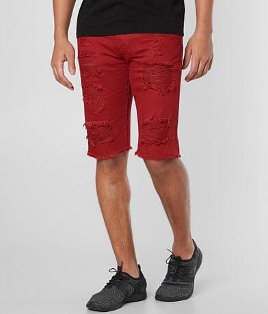 DOPE Stark Red Short