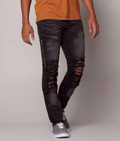 DOPE Rampart Moto Taper Stretch Jean