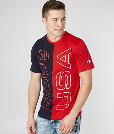 DOPE Split T-Shirt