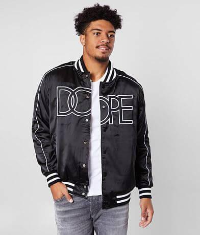 DOPE Sideline Reversible Track Jacket