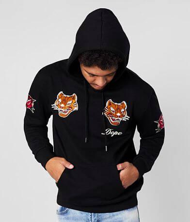 DOPE Tigris Hooded Sweatshirt