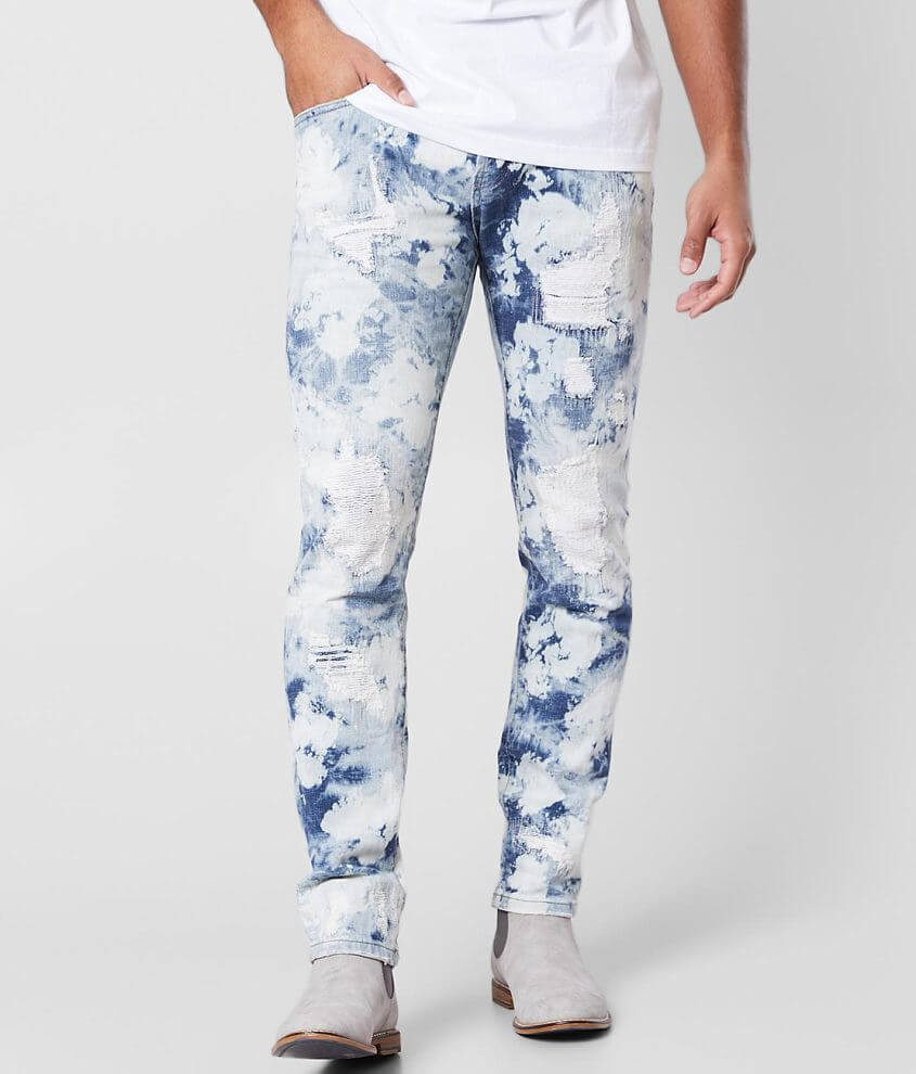 DOPE Septo Taper Stretch Jean front view