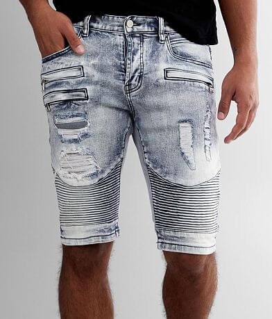 DOPE Garcia Moto Stretch Short