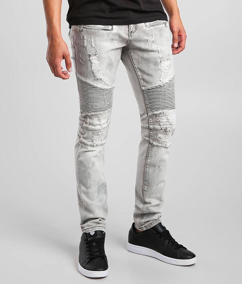 DOPE Carson Taper Stretch Jean front view