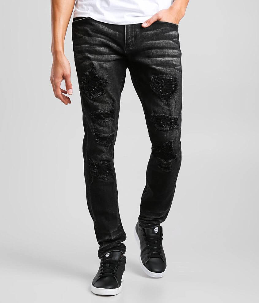 DOPE Hannibal Taper Stretch Jean front view