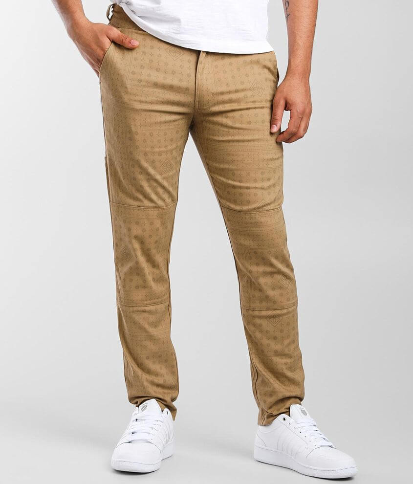 DOPE Blood Sweat & Tears Stretch Work Pant front view