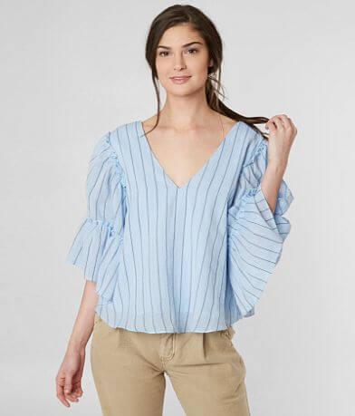 Essue Striped Top