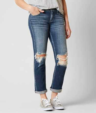 Daytrip Refined Virgo Straight Stretch Jean