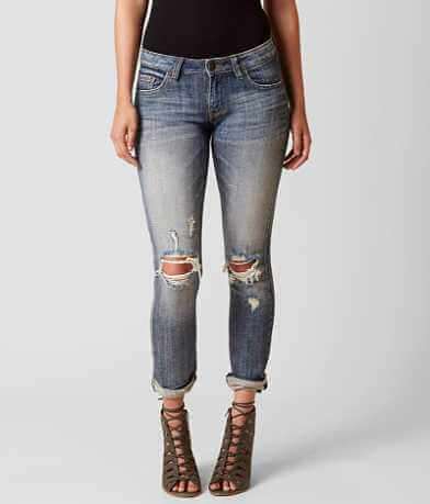 Daytrip Refined Lynx Straight Stretch Jean