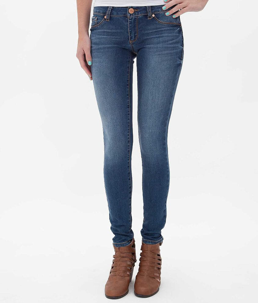1822 Nakita Skinny Stretch Jean front view