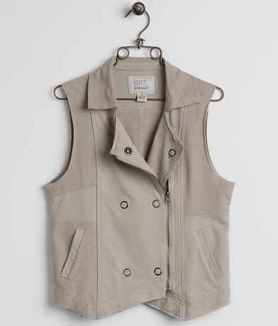 BKE French Terry Vest