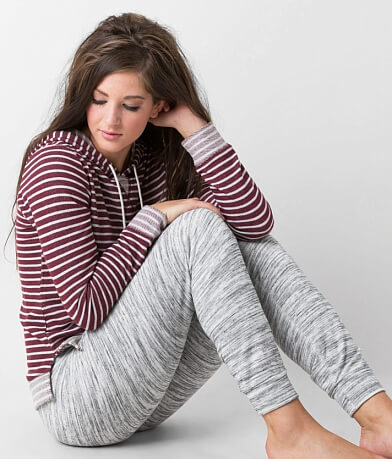 BKE lounge Heathered Sweatpant